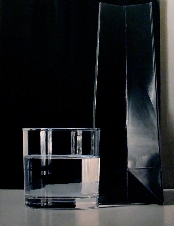 <span class=&#34;artist&#34;><strong>Fernando O'Connor</strong></span>, <span class=&#34;title&#34;><em>Harmony in Black II</em></span>
