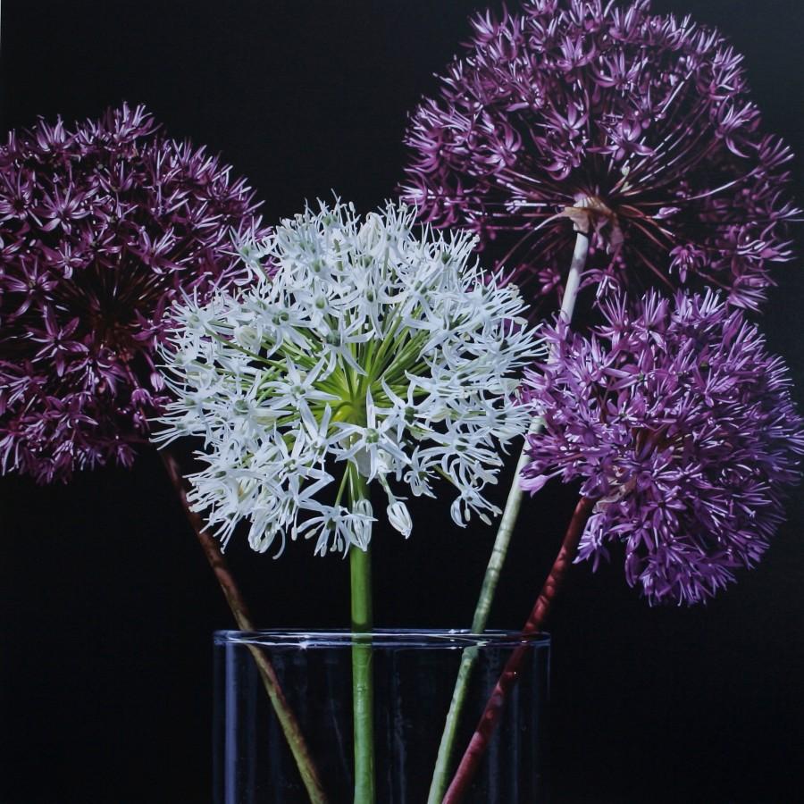 Glen Semple, A Little Bit of Allium, 2012