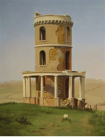 <span class=&#34;artist&#34;><strong>Carl Laubin</strong></span>, <span class=&#34;title&#34;><em>Clavell Tower</em></span>