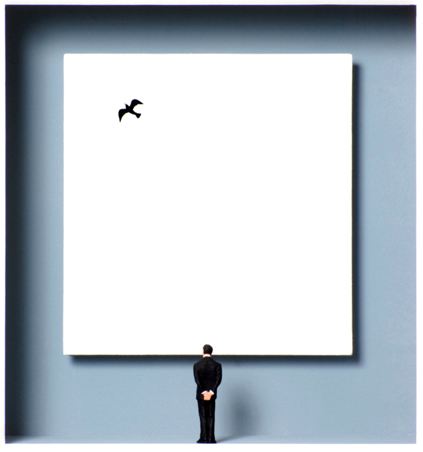 <span class=&#34;artist&#34;><strong>Volker Kuhn</strong></span>, <span class=&#34;title&#34;><em>Free as a Bird</em></span>