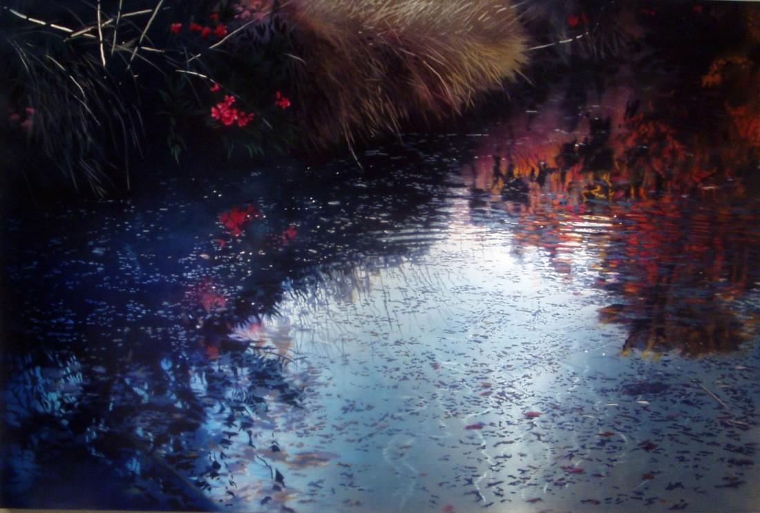 <span class=&#34;artist&#34;><strong>David Kessler</strong></span>, <span class=&#34;title&#34;><em>Shadow Line</em></span>