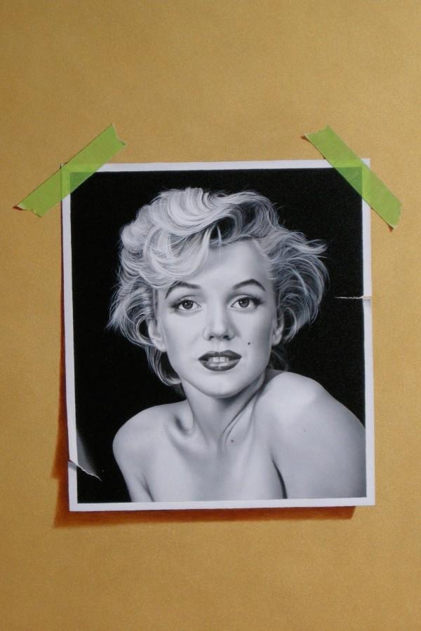 Otto Duecker, Golden Marilyn