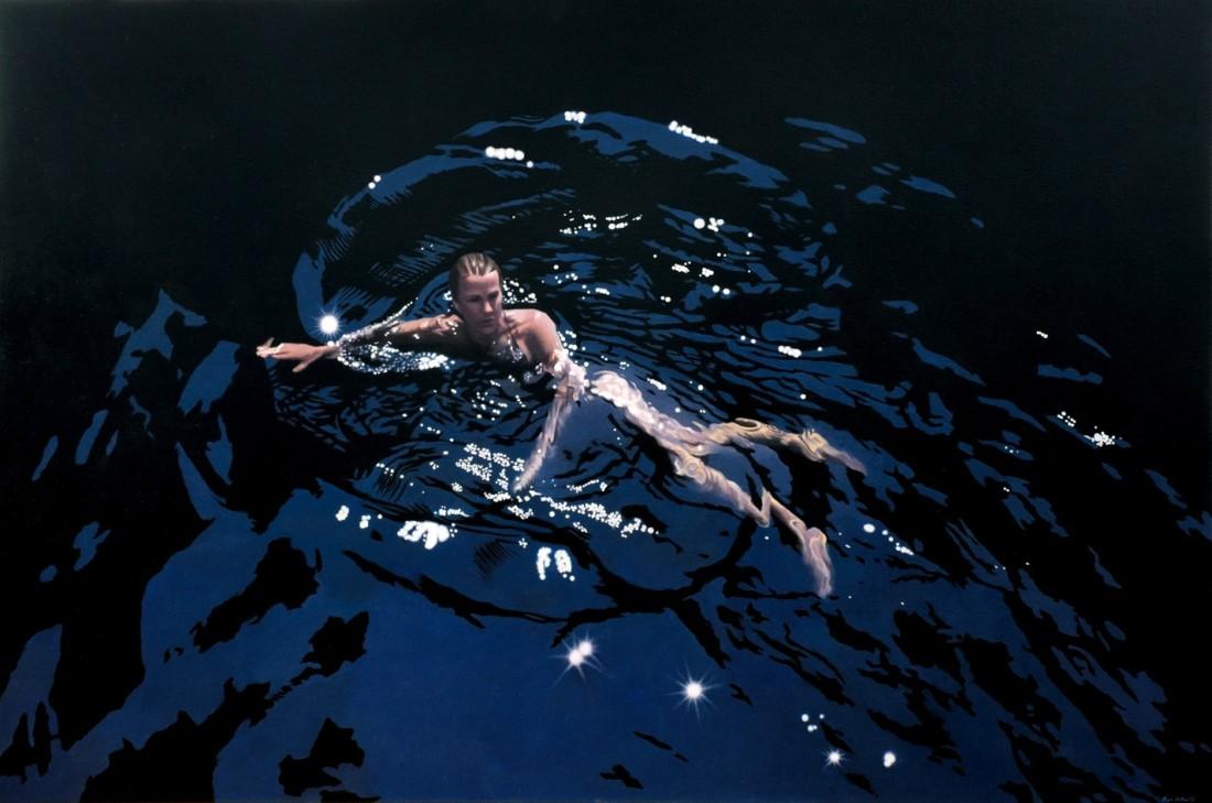 Paul Roberts, Treading Water