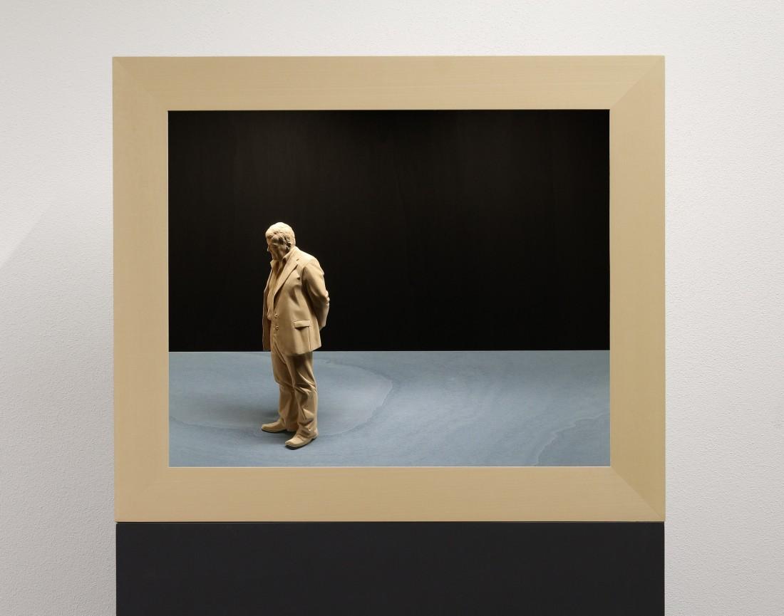 <span class=&#34;artist&#34;><strong>Peter Demetz</strong></span>, <span class=&#34;title&#34;><em>Unexpected Meeting</em>, 2017</span>