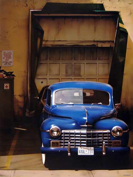 <span class=&#34;artist&#34;><strong>Rudy Sparkuhl</strong></span>, <span class=&#34;title&#34;><em>'46 Dodge</em></span>