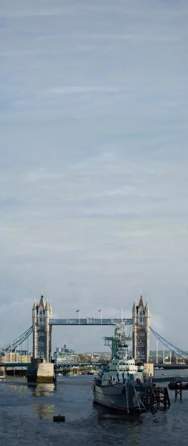 Francisco Rangel, Tower Bridge