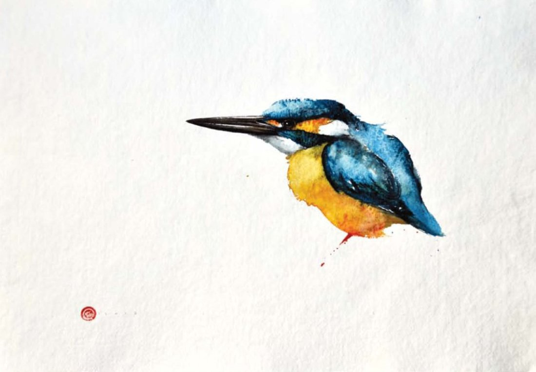 <p>Kingfisher</p>