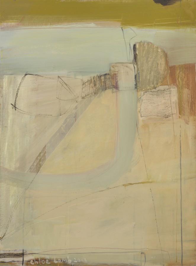 """<p>28. Amble Sands IV, Oil, 40"""" x 30""""</p>"""