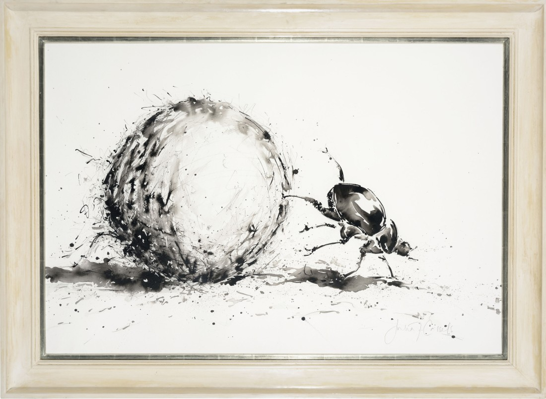 <p>Dung Beetle, £2,250</p>