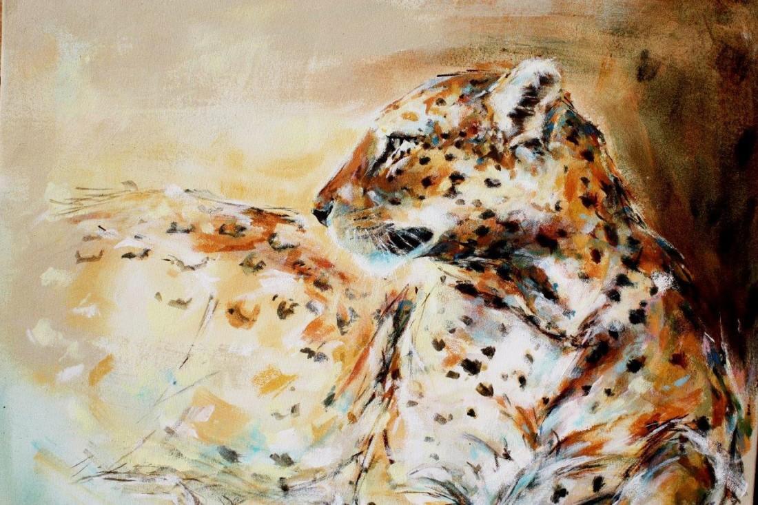 <p>Leopard, &#163;1,850</p>