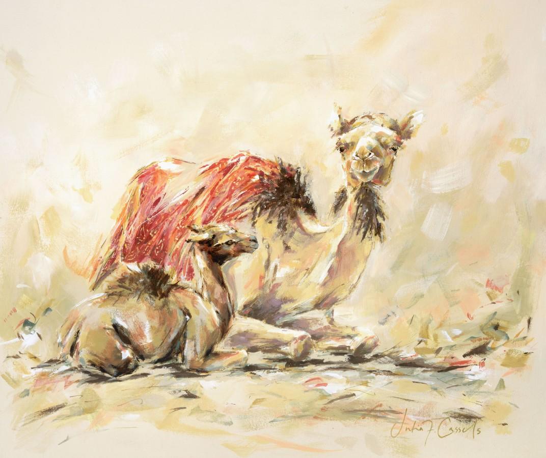 <p>Moroccan Camels, &#163;2,750</p>