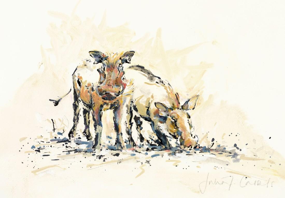 <p>Warthogs, &#163;850</p>