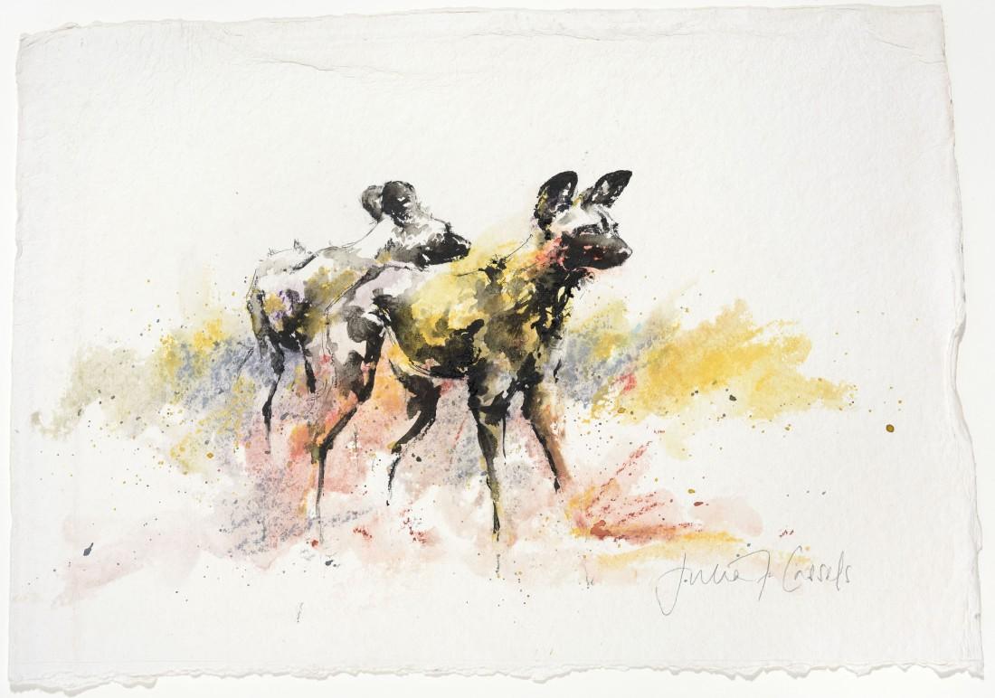 <p>Wild Dogs, &#163;875</p>
