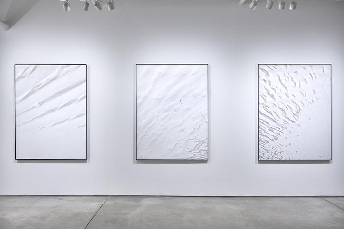 Installation View - SAATTOQ I (2015/2017), UUNARTEQ I (2015/2017), OQAATSUT I (2015/2017)