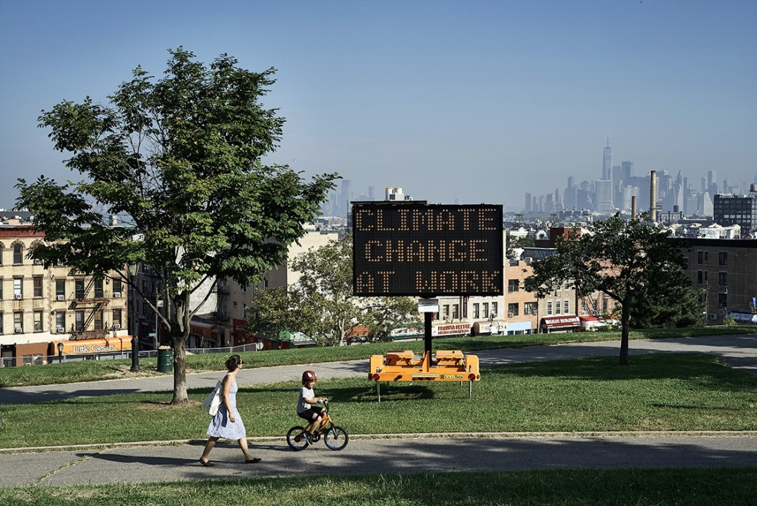 Climate Signals: Engaging New York City in the Climate