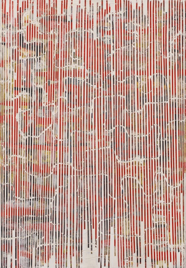 <p>Fernando Pezzino,&#160;<i>Interstices V</i>, 2014</p><p>Acrylic on canvas, 18 x 26 in.</p><p>pez003</p>