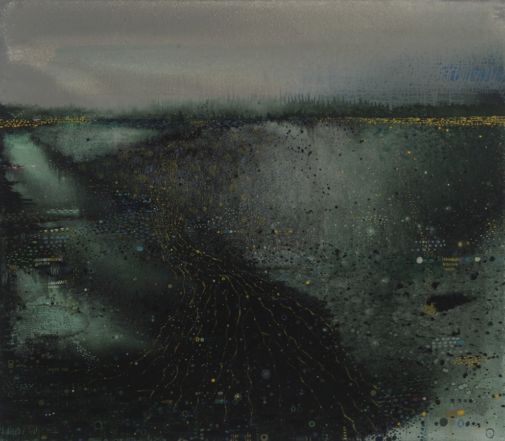 <p><b>Anne Neely</b><br /> <i>Troubled Waters</i>, 2014&#160;&#160;&#160;&#160; <br /> Oil on linen<br /> 52 x 60 in.&#160;</p>
