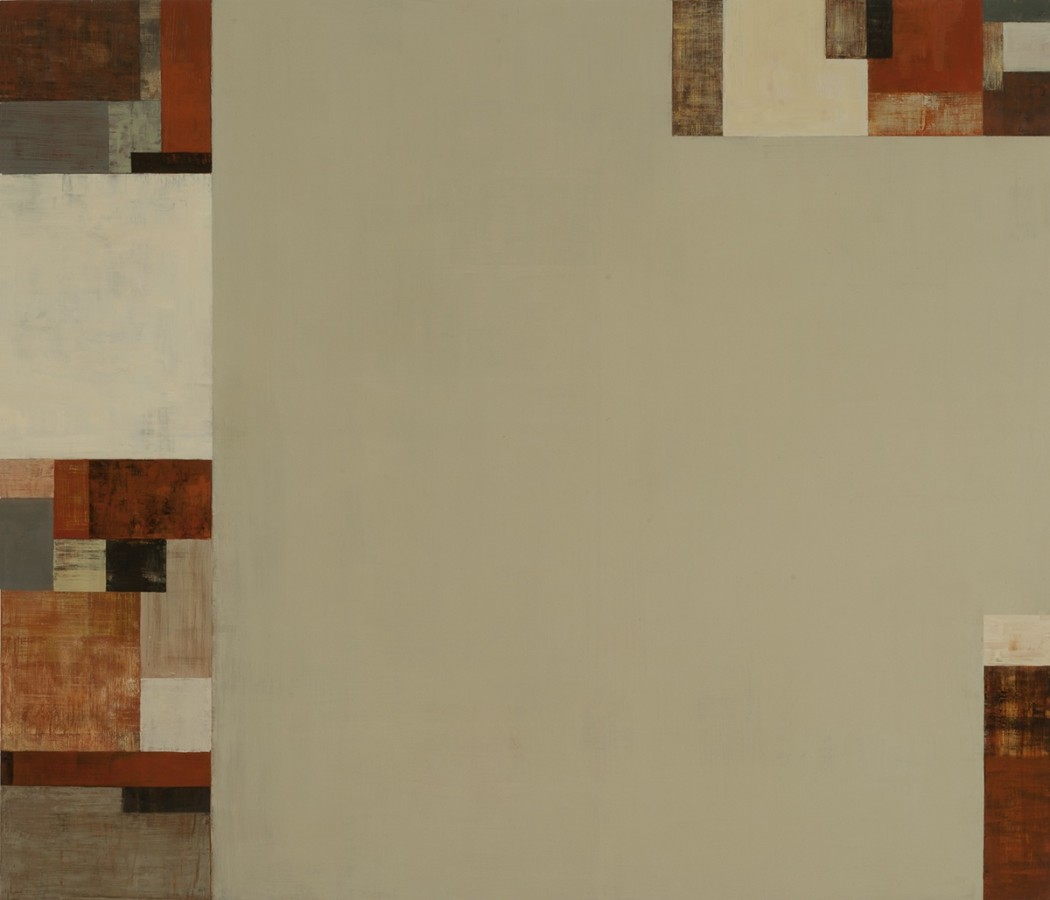 Tamar Zinn  Broadway 93 / Dance with Me, 2012  oil on panel  24 x 28 in