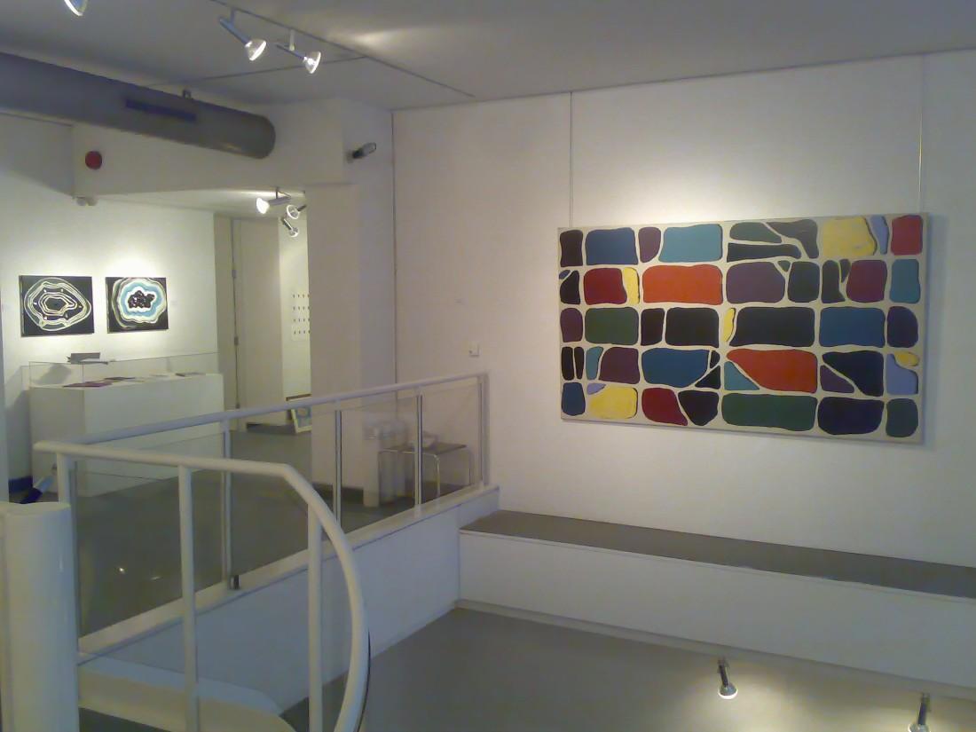 <p>FONS HAAGMANS Installation View</p>
