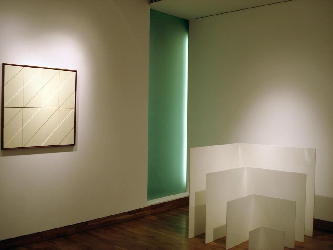 <p>NICOLA CARRINO Installation View</p>