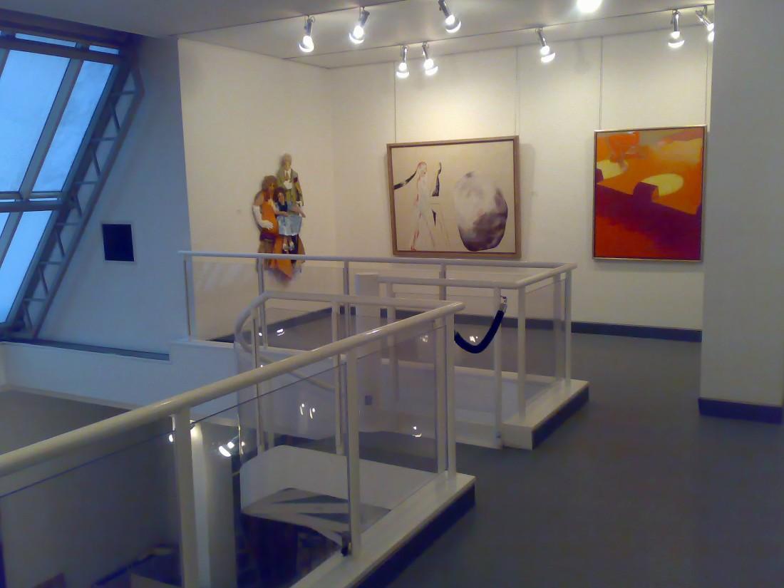 <p>OP, POP & SURREALISM Installation View</p>