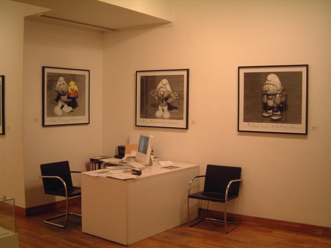 <p>JOACHIM MOGARRA Installation View</p>
