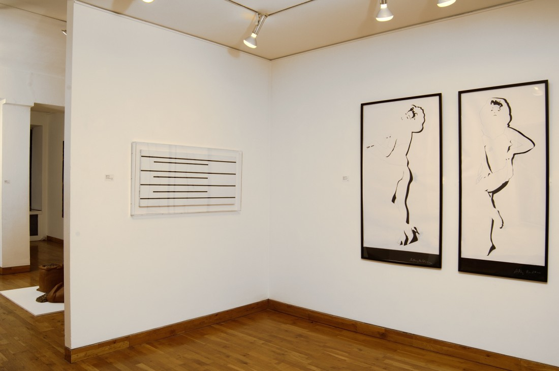 <p>LONDON IN THE 60'S Installation View</p>