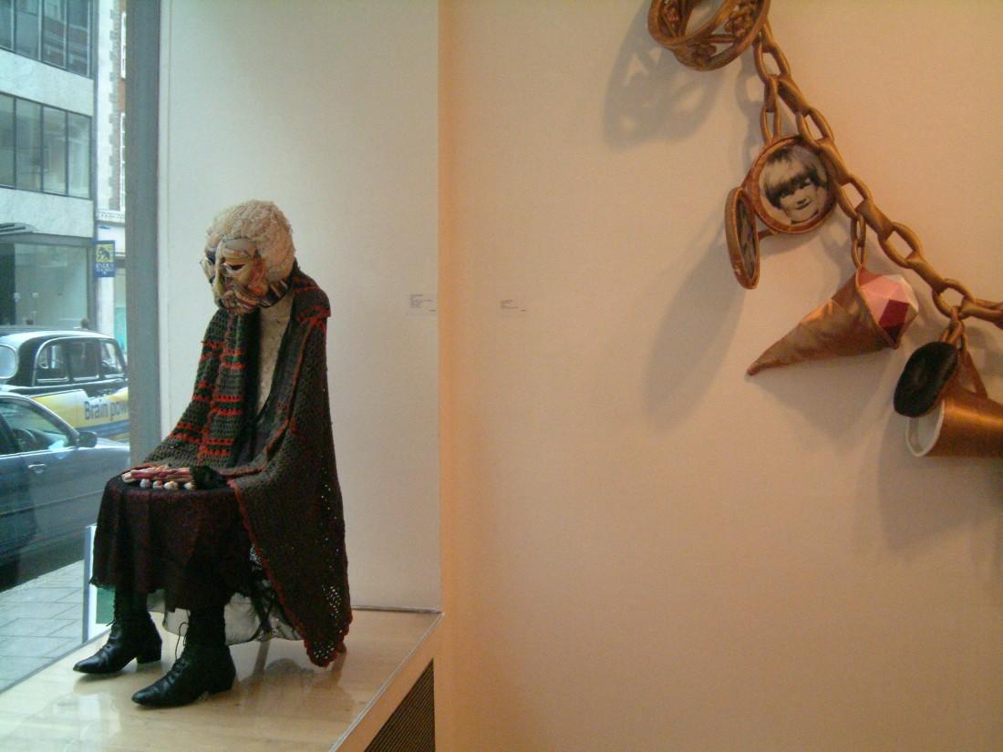 <p>JANN HAWORTH Installation View</p>