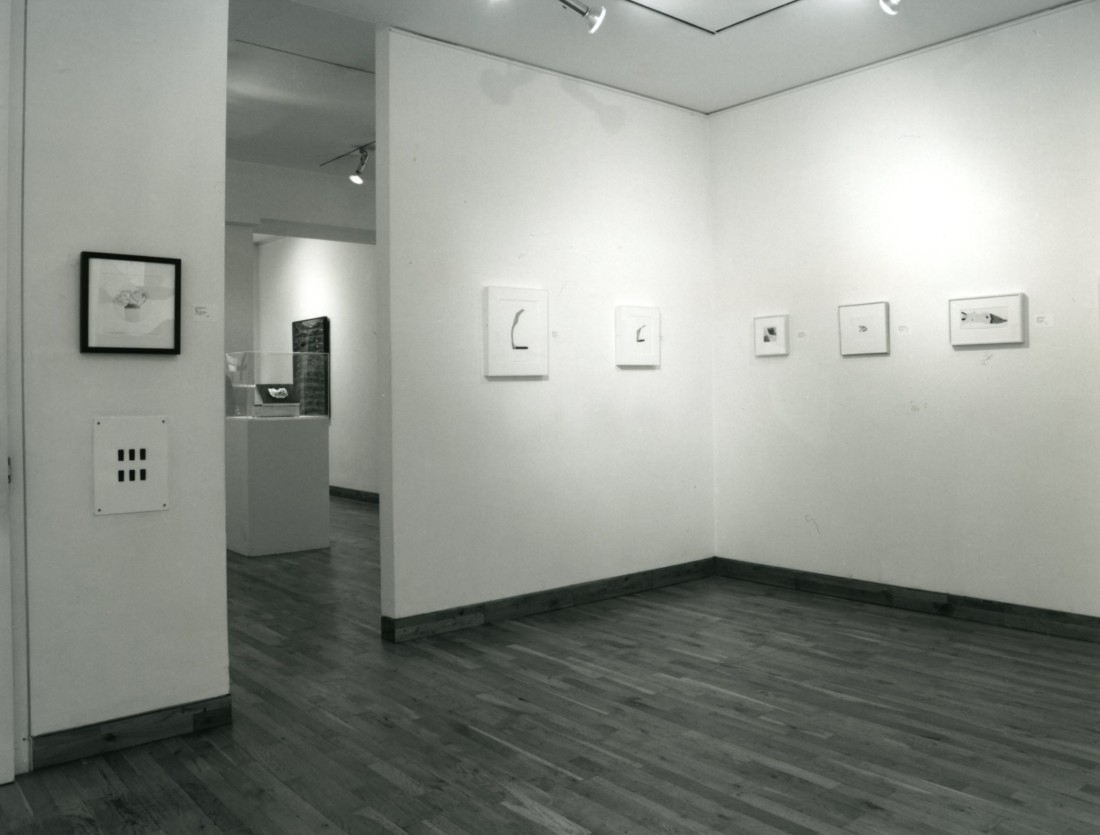 <p>TOM WESSLEMANN Installation View</p>