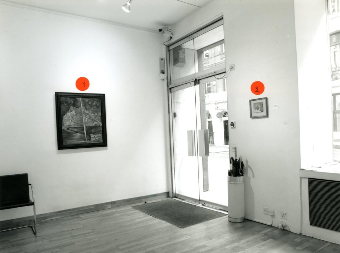 <p>SURREALIST DOMAINS Installation View</p>