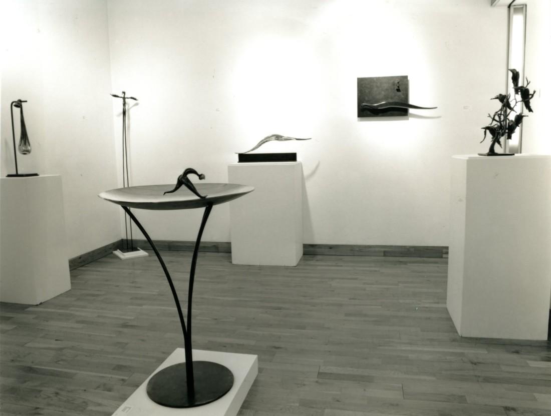 <p>PATRICK O'REILLY Installation View</p>
