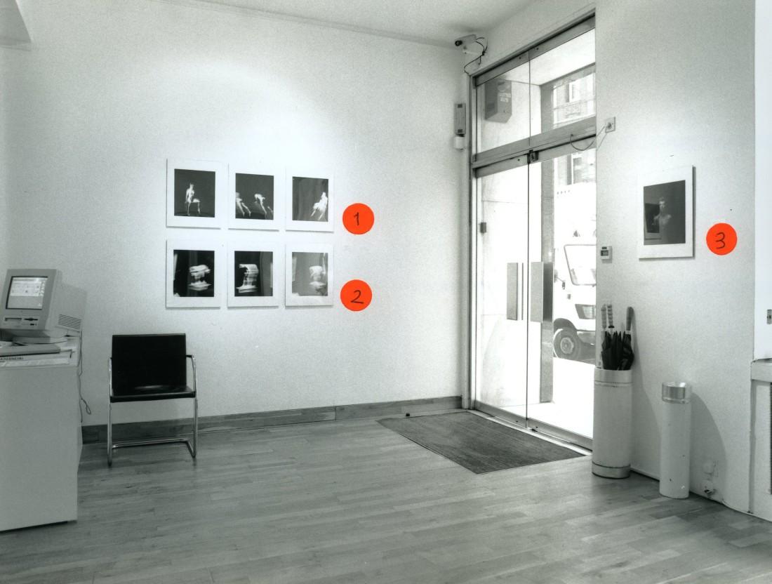 <p>VICTOR SKREBNESKI Installation View</p>