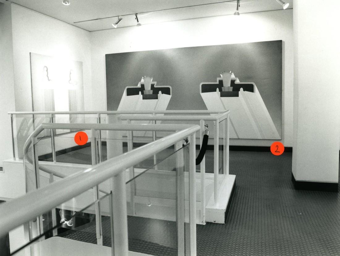 <p>ANTONY DONALDSON Installation View</p>