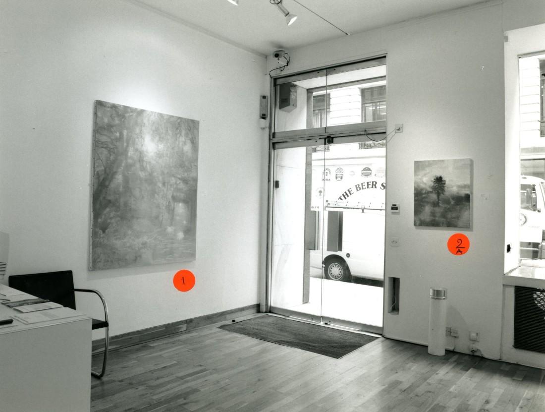 <p>MARINA KARELLA Installation View</p>