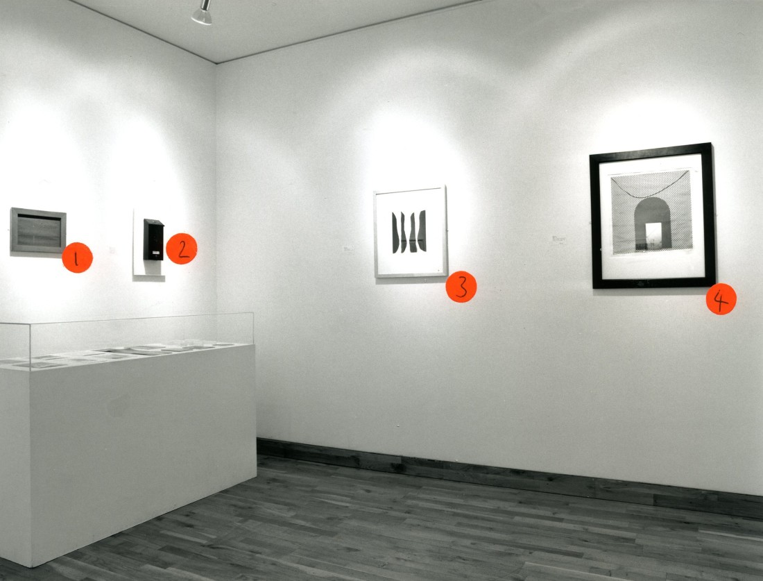 <p>A MAN RAY MISCELLANY Installation View</p>