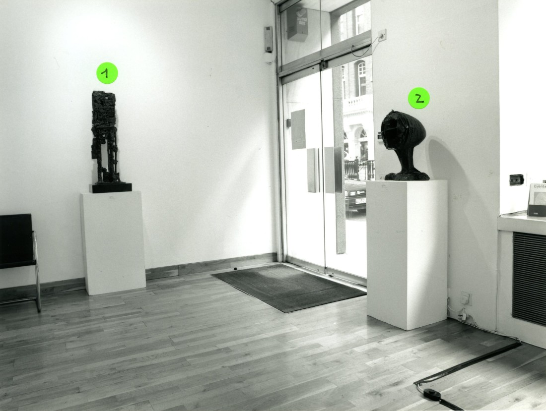 <p>85 YEARS OF SCULPTURE Installation View</p>