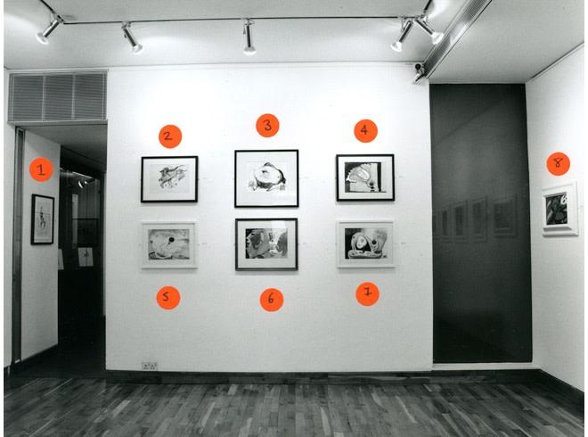 <p>REUBEN MEDNIKOFF & DR GRACE PAILTHORPE Installation View</p>