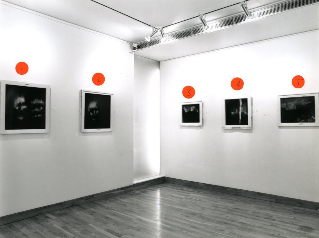 <p>BEN KADISHMAN Installation View</p>