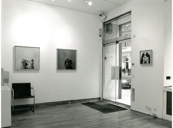<p>ANDREW EHRENWORTH Installation View</p>