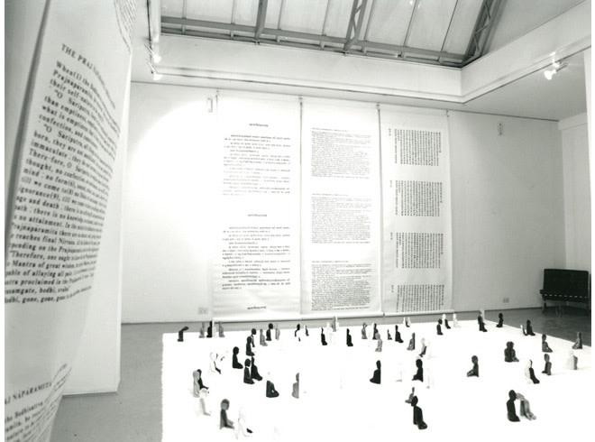 <p>AHN SUNG KEUM Installation View</p>