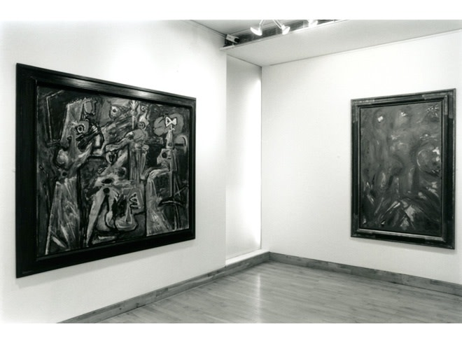 <p>ANDRE MASSON Installation View</p>