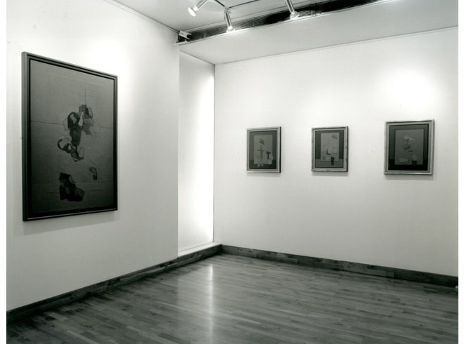 <p>ADRIAN DE MANASCE Installation View</p>