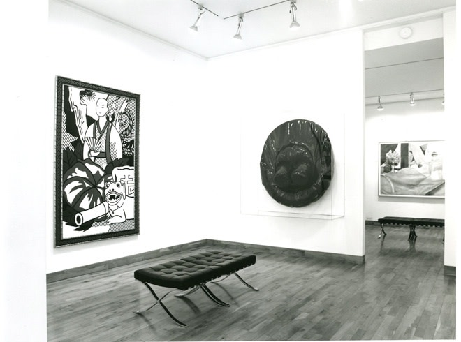 <p>RECENT AQUISITIONS Installation View</p>
