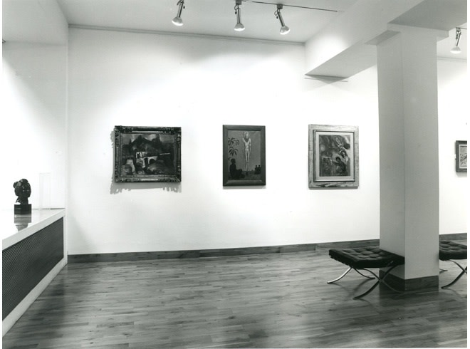 <p>THE ADEANE BEQUEST Installation View</p>