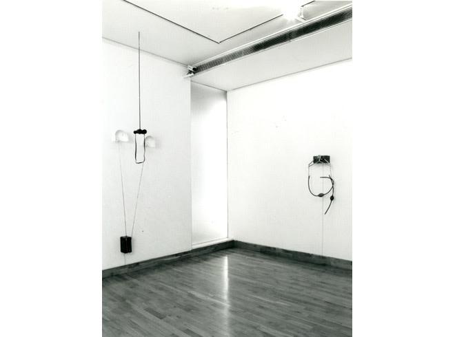 <p>REBECCA HORN Installation View</p>