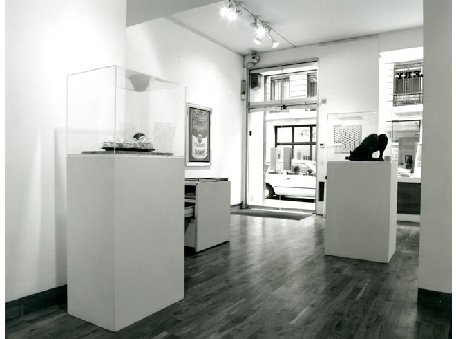 <p>SUMMER SELECTION FROM THE SIXTIES Installation View</p>