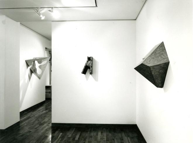 <p>GARTH EVANS Installation View</p>