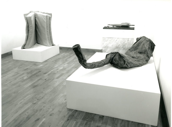 <p>CLAES OLDENBURG Installation View</p>