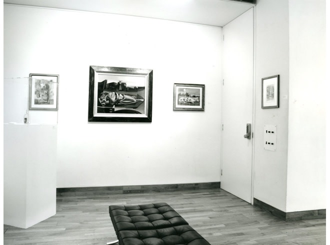 <p>MAN RAY AND ROLAND PENROSE Installation View</p>