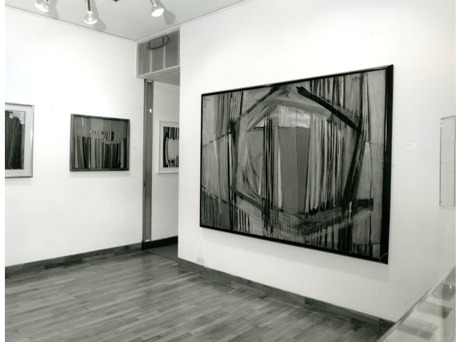 <p>TERRY FROST Installation View</p>